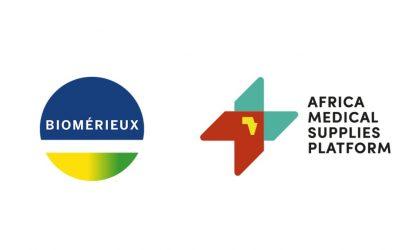 L'AMSP s'associe à bioMérieux afin de faciliter l'approvisionnement de solutions de diagnostic dédiées à la lutte contre la pandémie du COVID-19 en Afrique
