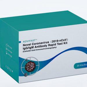 KOVIFAST Rapid Antibody Test Kit